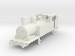 b-43-lswr-o2-loco in White Natural Versatile Plastic