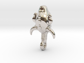 SUPERNATURAL Amulet 3.0cm in Platinum