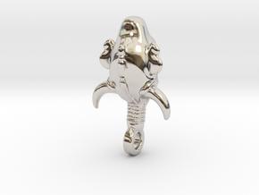 SUPERNATURAL Amulet 3.5cm in Platinum
