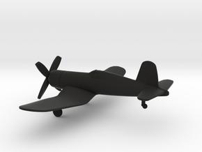 Vought F4U-1 Corsair in Black Natural Versatile Plastic: 1:160 - N