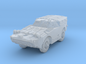 BRDM 1 Snapper (closed) 1/220 in Smooth Fine Detail Plastic