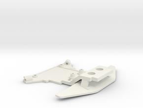 Jomurema front v7 in White Natural Versatile Plastic