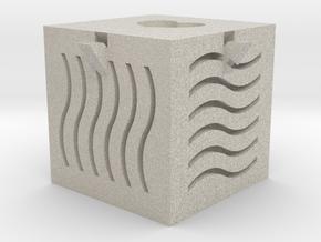 Fifth element l Antivirus in Natural Sandstone: Medium