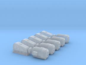 Motor-Getriebe_gerade in Smoothest Fine Detail Plastic