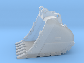 """1:64 72"""" SD Bucket for 385B/385C in Smooth Fine Detail Plastic"""