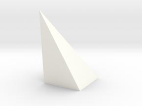 123DDesignDesktopSel in White Strong & Flexible Polished