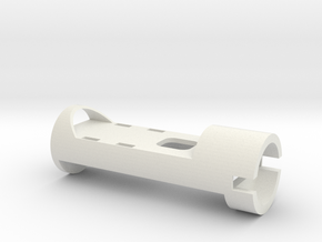 31 mm Slimflex Chassis (MHS Compatible) in White Natural Versatile Plastic