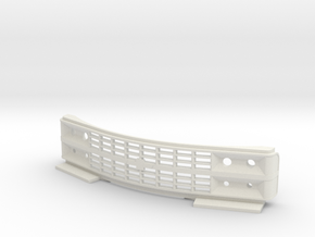 88 Chevy Silverado grill with lights for JConcepts in White Natural Versatile Plastic