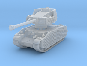 Turan III 1/200 in Smooth Fine Detail Plastic