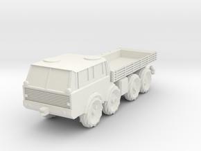 H0 Scale Tatra 813, no cover in White Natural Versatile Plastic