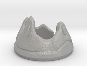 Miniature Crown  in Aluminum