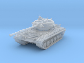 T-64 early 1/144 in Smooth Fine Detail Plastic