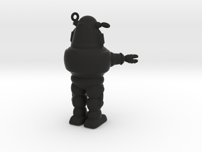 Robby the Robot - 1.35 - Moebius in Black Natural Versatile Plastic
