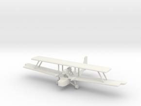 1/285 (6mm) Caproni Ca.79 in White Natural Versatile Plastic
