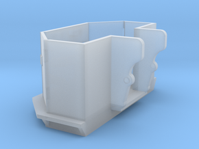1/87 E-One(ish) style Platorm Bucket in Smooth Fine Detail Plastic