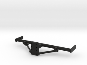 Trailer Hitch for JSscale Range Rover Classic in Black Natural Versatile Plastic
