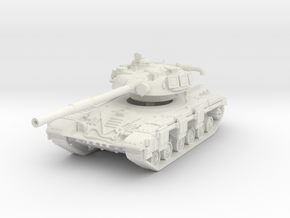 T-64 A (early) 1/72 in White Natural Versatile Plastic