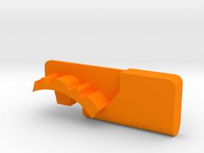 Warthog throttle part - Airbus FSLabs in Orange Processed Versatile Plastic