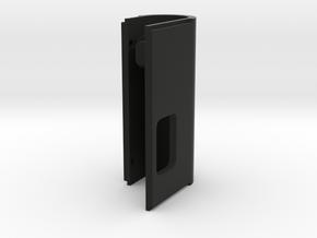 Mechanical 18650 BF Door & Button in Black Natural Versatile Plastic