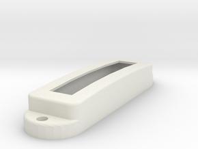 SG2 Pickup Cover in White Premium Versatile Plastic