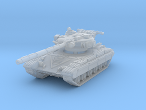 T-64 B1 1/144 in Smooth Fine Detail Plastic