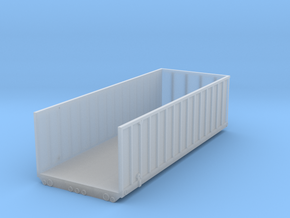 1/64 22'' silage box in Smooth Fine Detail Plastic