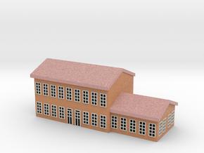 Misc House in Natural Full Color Sandstone