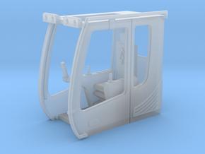 Sennebogen MaXcab  in Smooth Fine Detail Plastic: 1:87 - HO