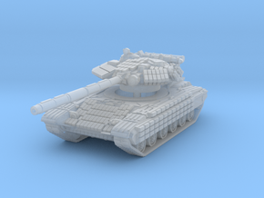 T-64 BV (late) 1/144 in Smooth Fine Detail Plastic