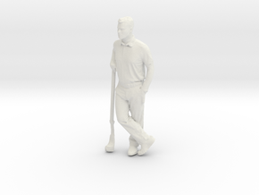 Printle L Homme 326 - 1/30 - wob in White Natural Versatile Plastic