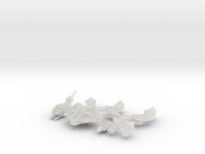 C-SAV-0 Savitri Eminus (alt. E) in Frosted Ultra Detail