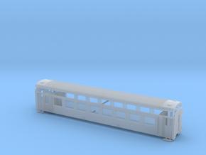CJ B 751-756 in Smooth Fine Detail Plastic: 1:120 - TT