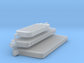 1/24 /25 intercoolers in Smoothest Fine Detail Plastic