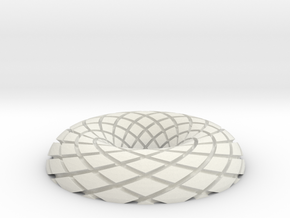 abha half coil flat bottom casting diy test freque in White Natural Versatile Plastic