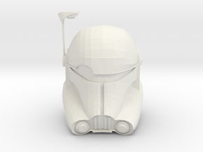 Clone Trooper Crosshair- The Bad Batch| CCBS Scale in White Natural Versatile Plastic