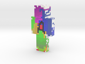 AlterDimension | Minecraft toy in Glossy Full Color Sandstone
