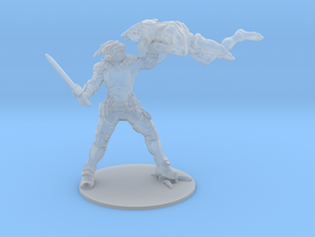 Goblin Slayer miniature Doom Tribute games and rpg in Smooth Fine Detail Plastic