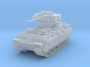 M2A1 Bradley (TOW retracted) 1/220 in Smooth Fine Detail Plastic