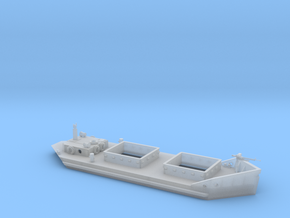 1/72nd scale Ladoga Tender (wline) in Smooth Fine Detail Plastic