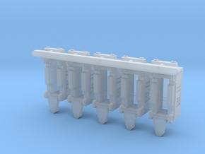 GPU ver1 in Smoothest Fine Detail Plastic: 1:200