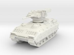 M3A1 Bradley (TOW raised) 1/120 in White Natural Versatile Plastic