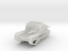 PV38B L3 Tankette (1/100) in Frosted Ultra Detail