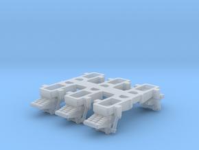 Traverse centrale bogie PLM type C in Smooth Fine Detail Plastic
