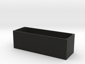 1.6 COCKPIT EC 145  SUPPORT 2 in Black Natural Versatile Plastic