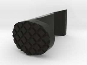 Ruger_57_Extended_Magrelease-Mk3 in Black Premium Versatile Plastic