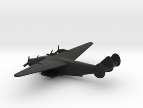 Boeing 314 Clipper in Black Natural Versatile Plastic: 1:500