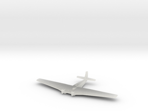 Ju-322 Mammut German Transport - 1/600- (Qty. 1) in Smooth Fine Detail Plastic