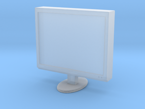 Printle Thing Monitor - 1/72 in Smooth Fine Detail Plastic