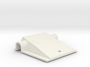 Nikko F10 Frame Buggy Sears Lobo Front Nose Cap in White Natural Versatile Plastic