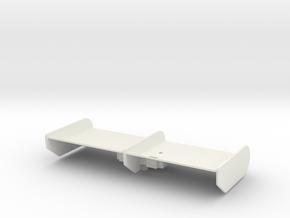 Nikko F10 Frame Buggy Sear Lobo, wing in White Natural Versatile Plastic
